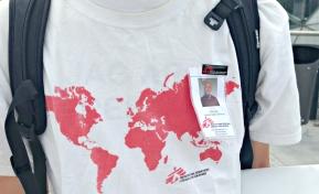 Stöd Läkare utan gränser i kampen mot ebola